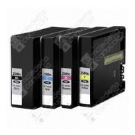 Cartuccia Compatibile CANON PGI-2500C - 9265B001 - Ciano - 20 ml - 1.700 Pagine