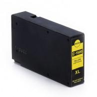 Cartuccia Compatibile CANON PGI-1500Y - 9195B001 - Giallo - 12 ml - 1.000 Pagine