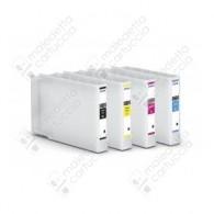 Cartuccia Compatibile EPSON T7554XL - C13T755440XL - Giallo - 39 ml - 4.000 Pagine