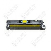 Toner Compatibile HP 122A,121A - Q3962A,C9702A - Giallo