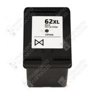 Cartuccia Ricostruita HP 62XL - C2P05AE - Nero - 6 ml