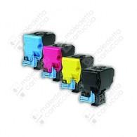 Toner Compatibile EPSON 0747 - C13S050747 - Giallo - 8.800 Pagine