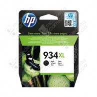 Cartuccia Originale HP 934XL - C2P23AE - Nero - 25.5 ml - 1.000 Pagine