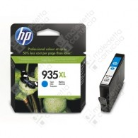 Cartuccia Originale HP 935XL - C2P24AE - Ciano - 9.5 ml - 825 Pagine