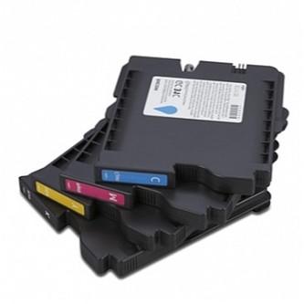 Cartuccia Compatibile RICOH GC31C - Ciano - 64 ml