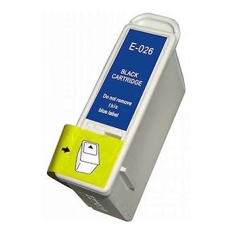 Cartuccia Compatibile EPSON T026 - C13T02640110 - Nero