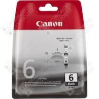 Cartuccia Originale CANON BCI-6BK - 4705A002 - Nero - 13ml - 280 Pagine
