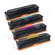 Toner Compatibile HP 410A - CF411A - Ciano - 2.300 Pagine
