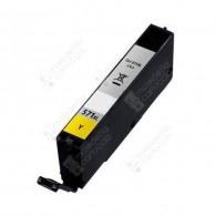 Cartuccia Compatibile CANON CLI-571XLY - Giallo - 10.8 ml