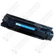 Toner Compatibile HP 83A - CF283A - Nero - 1.500 Pagine