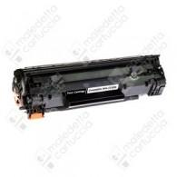 Toner Compatibile HP 83X - CF283X - Nero - 2.200 Pagine