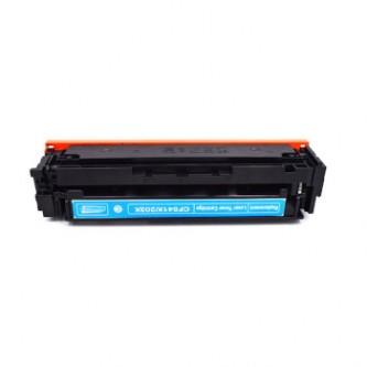 Toner Compatibile HP 203X,201X - CF541X,CF401X - CANON CRG-045H,CRG-054H - Ciano - 2.500 Pagine