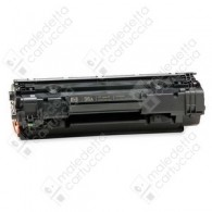 Toner Compatibile HP 36A - CB436A - Nero