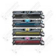 Toner Compatibile HP 124A - Q6001A - Ciano