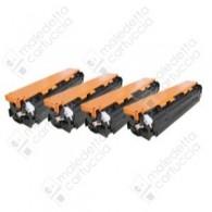 Toner Compatibile HP 125A - CB541A - Ciano