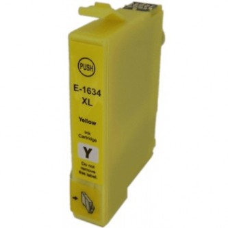 Cartuccia Compatibile EPSON 16XL,T1634 - C13T16344010 - Giallo