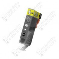 Cartuccia Compatibile CANON CLI-521GY - 2937B001 - Grigio - 10ml