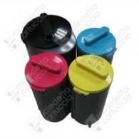 Toner Compatibile SAMSUNG 350A - CLP-C350A - Ciano