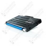 Toner Compatibile SAMSUNG 500D - CLP-500D5C - Ciano