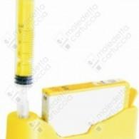 Inchiostro e Caricatore a Pressione per Cartucce HP CB325EE (364XL) - Giallo - 60ml