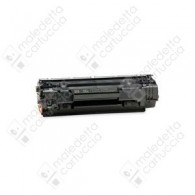 Toner Compatibile HP 85A - CE285A - Nero