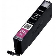 Cartuccia Compatibile CANON CLI-551MXL - 6445B001 - Magenta - 11ml