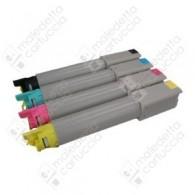 Toner Compatibile OKI 43459338 - Magenta