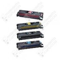 Toner Compatibile HP 641A - C9721A - Ciano