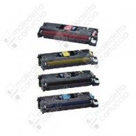 Toner Compatibile HP 641A - C9722A - Giallo