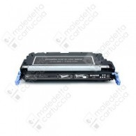 Toner Compatibile HP 501A - Q6470A - Nero