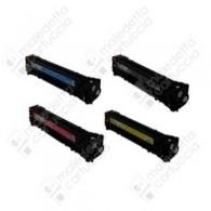 Toner Compatibile HP 128A - CE321A - Ciano