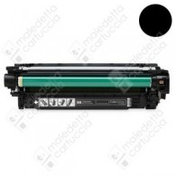 Toner Compatibile HP 507X - CE400X - Nero
