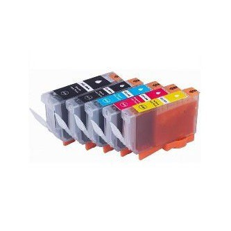 Cartuccia Compatibile CANON CLI-8BK - 0620B001 - Nero - 13ml