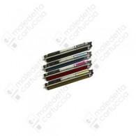 Toner Compatibile HP 126A - CE312A - Giallo