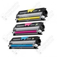 Toner Compatibile OKI 44250723 - Ciano - 2.500 Pagine