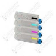 Toner Compatibile OKI 44059211 - Ciano - 10.000 Pagine