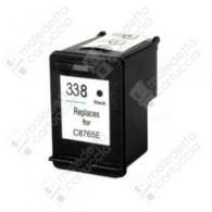 Cartuccia Ricostruita HP 338 - C8765EE - Nero