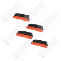 Toner Compatibile HP 649X - CE260X - Nero - 17.000 Pagine