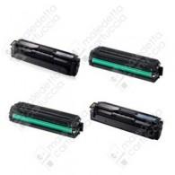 Toner Compatibile SAMSUNG 504S - CLT-C504S - Ciano - 1.800 Pagine