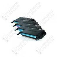 Toner Compatibile SAMSUNG 5082L - CLT-C5082L - Ciano - 4.000 Pagine