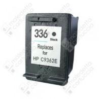 Cartuccia Ricostruita HP 336 - C9362EE - Nero