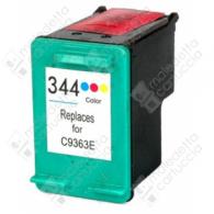 Cartuccia Ricostruita HP 344 - C9363EE - Colori