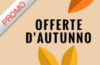OFFERTE D'AUTUNNO